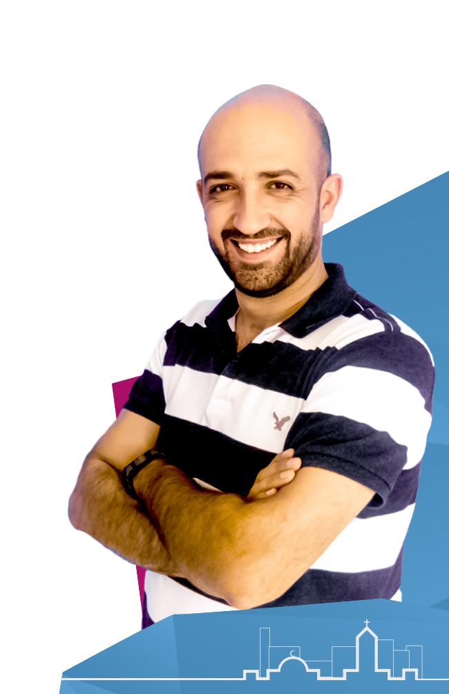 عدنان ماضي <br /> مدير قسم المبيعات